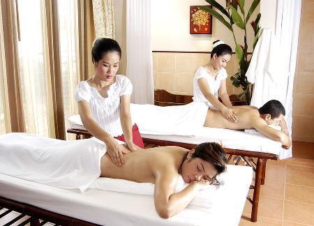 Tajskij massazh i seks