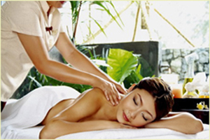 Ajurvedcheskij massazh tela