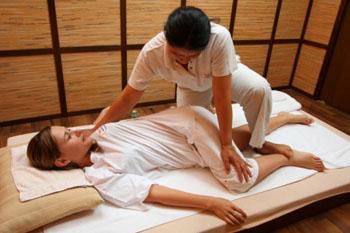 Сабай- массаж тела