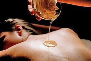 Sabaj massazh tela