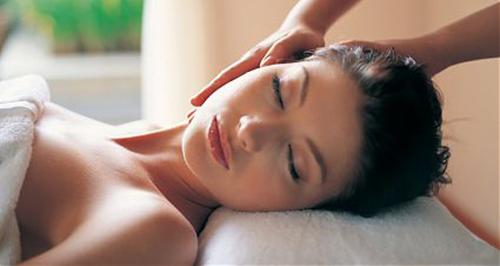 Тайский энергетический массаж головы