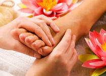Pravil'nyj massazh nog