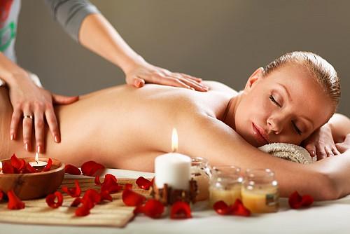 Tajskij massazh relaks